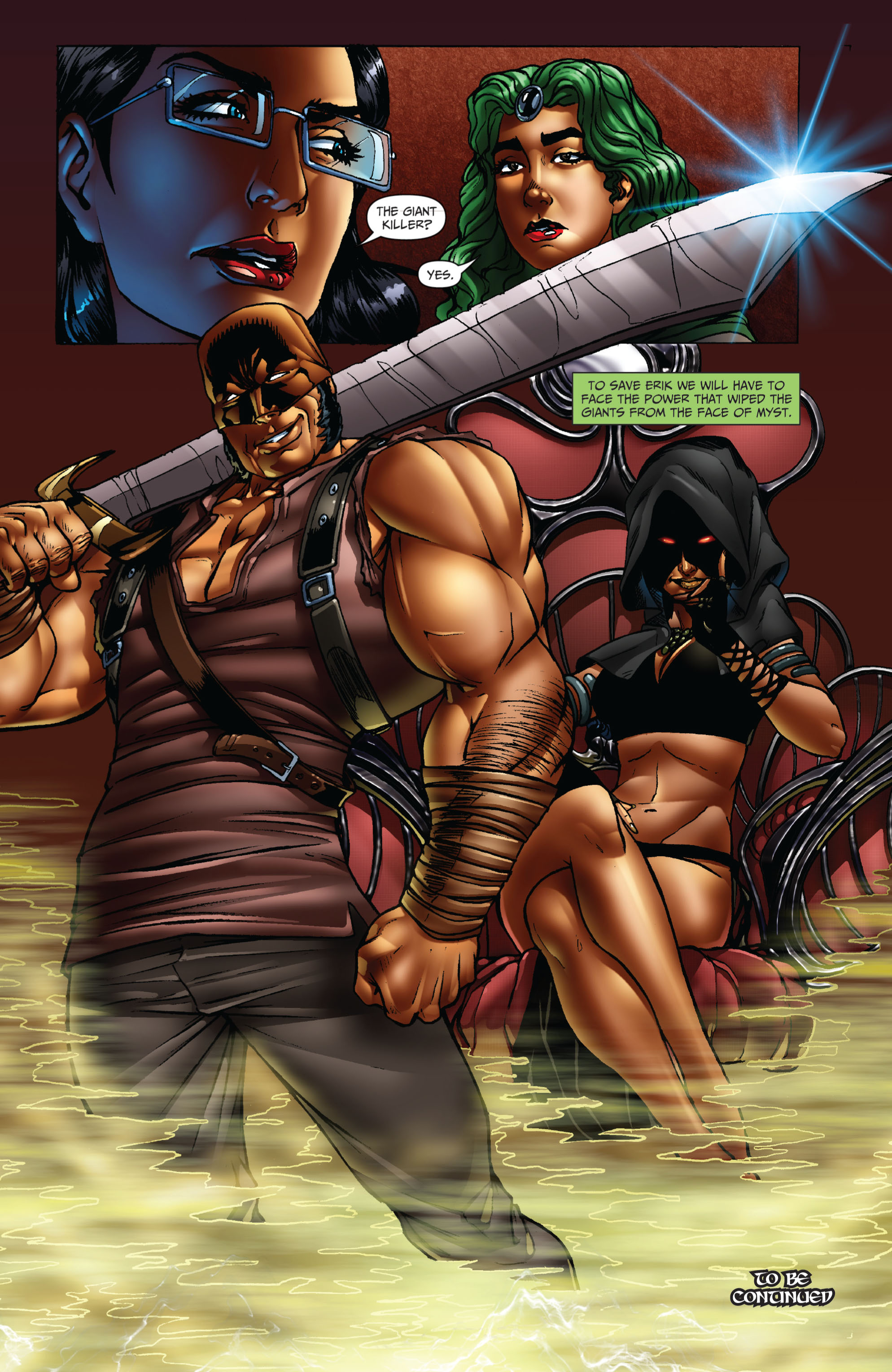 Grimm Fairy Tales (2005) Issue #65 #68 - English 24