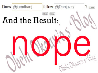 So Dbanj Actually 'Unfollowed' Don Jazzy On Twitter