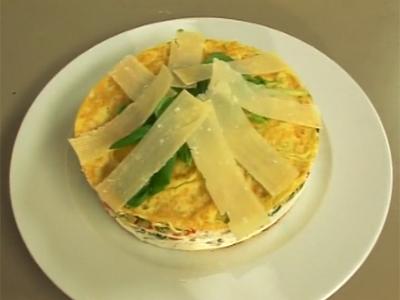 Omlet Keki - Videolu Tarifi