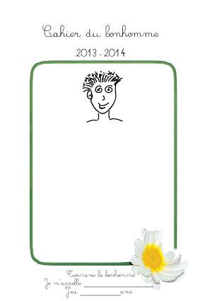 Maitresse coqilico pour faire mon cahier du bonhomme - Le dessin du bonhomme ...