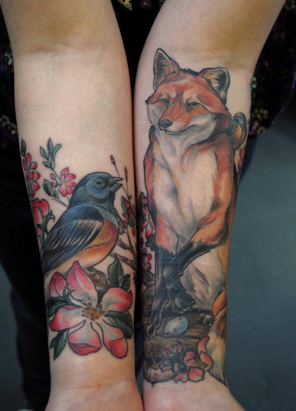 tatuajes de animales