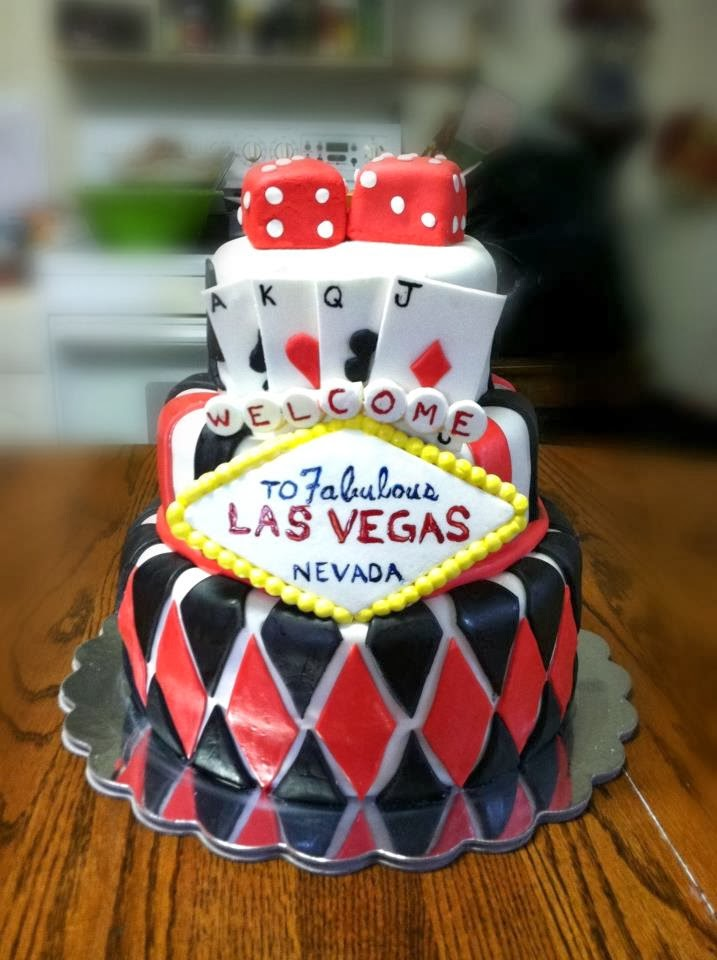 Las Vegas Themed Wedding Cake Designs Wedding Cake Designs