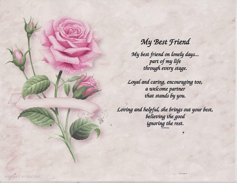 Heart Touching Friendship Poems