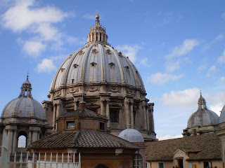 48 hrs in Rome St Peters Basilica, the vatican, Rome - How to see Rome in a hurry, our Two day sightseeing whirlwind!