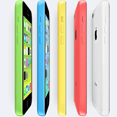 Les ventes de l'iPhone 5C