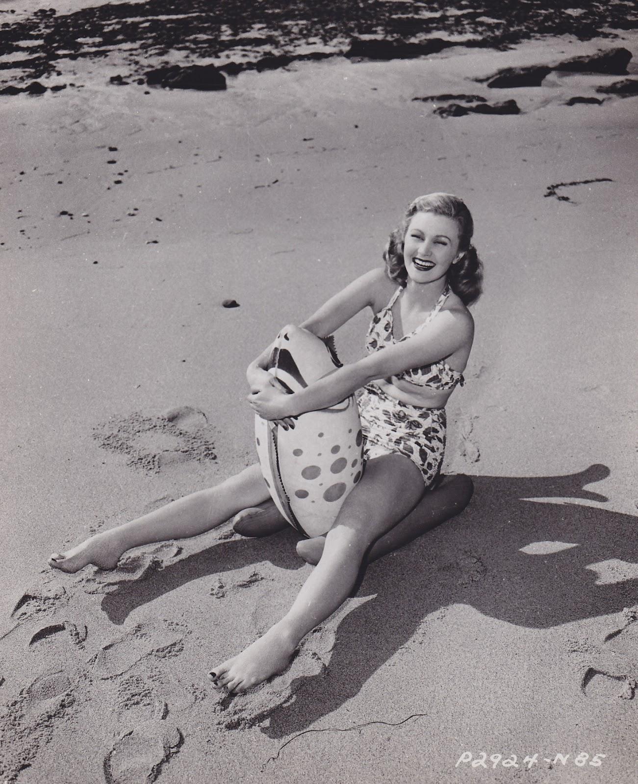 Joan Caulfield topless photos
