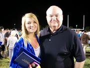 High School graduation for Katy.
