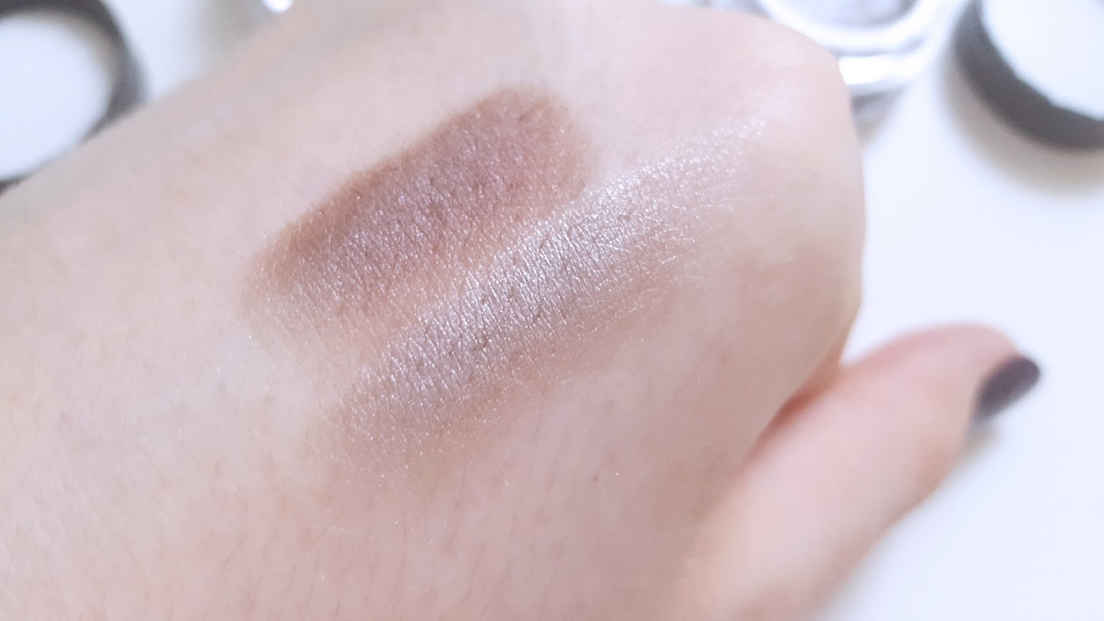 Rebel Romantic Metallic Eyeshadows Swatches