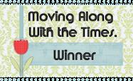 Woo!  Challenge 104 Winner!