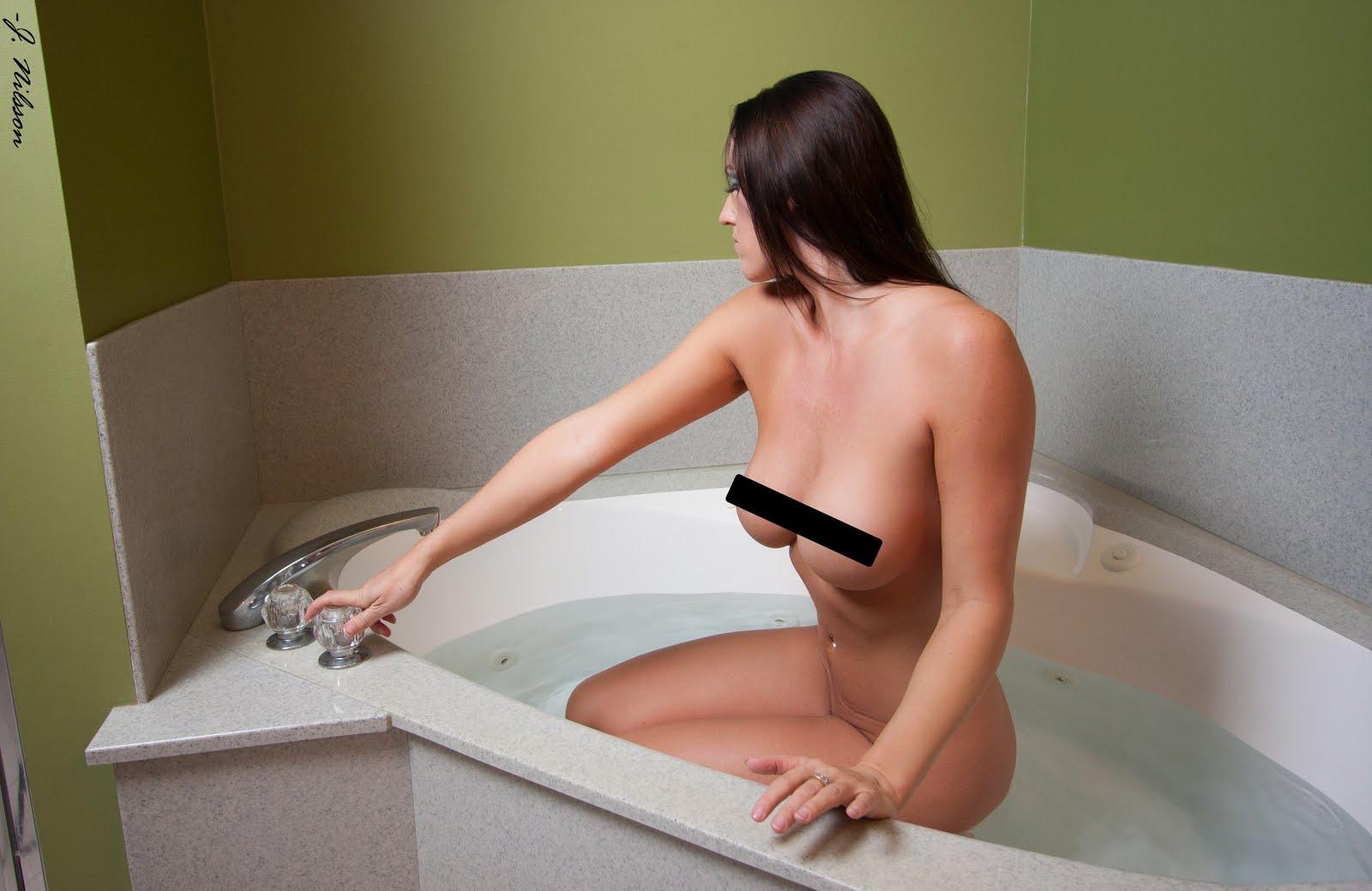 Un baño?