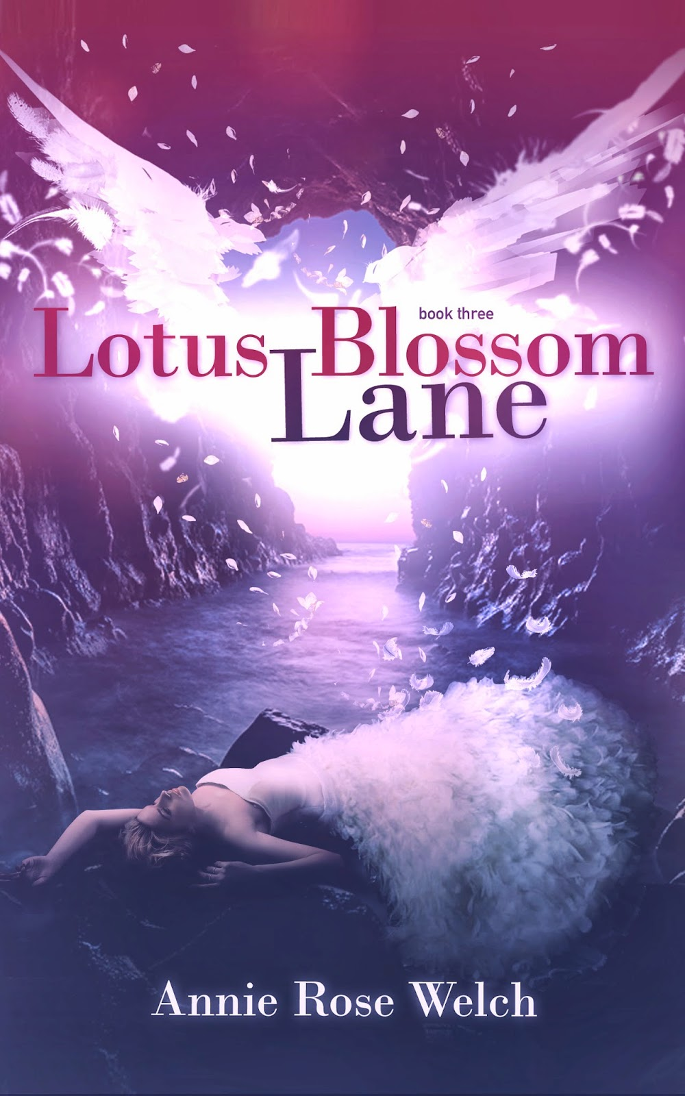 Cover Reveal: Lotus Blossom Lane By Annie Rose Welch