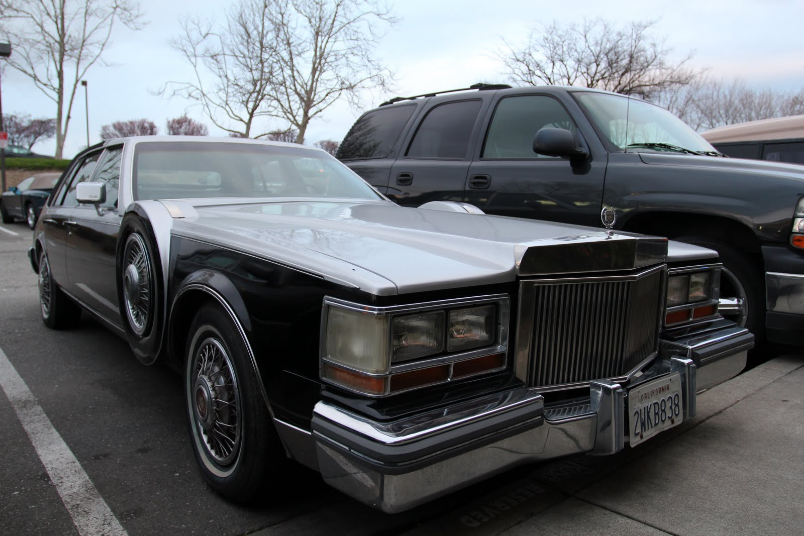 California Car Spotting: Cadillac Seville Stretch
