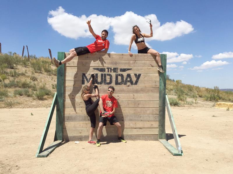 Mud Day Toledo 2015