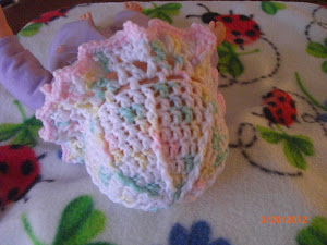 Wide Brim Hat for Preemies