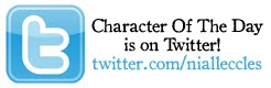 Niall's Character Of The Day Twitter