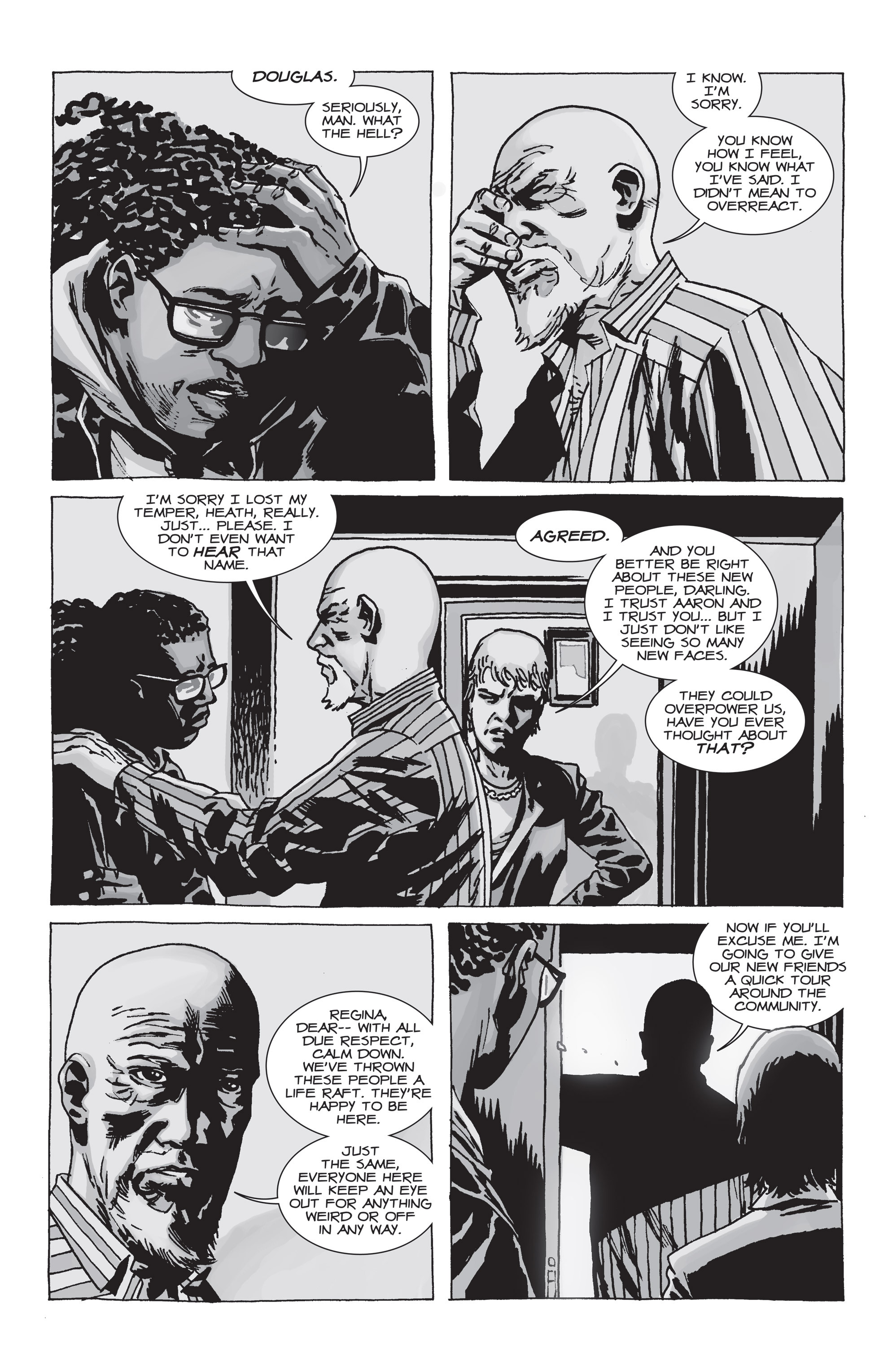 The Walking Dead Issue #71 Page 3