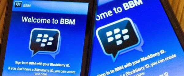 BlackBerry Messenger BBM para Android