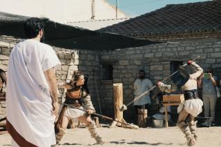 Gladiatura - Sedesiken Azaila.