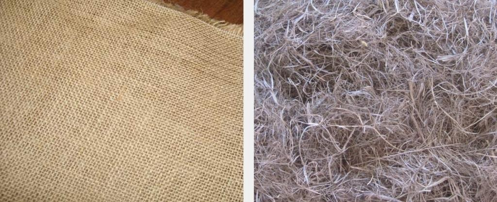 Materiales para tapizar con muelles