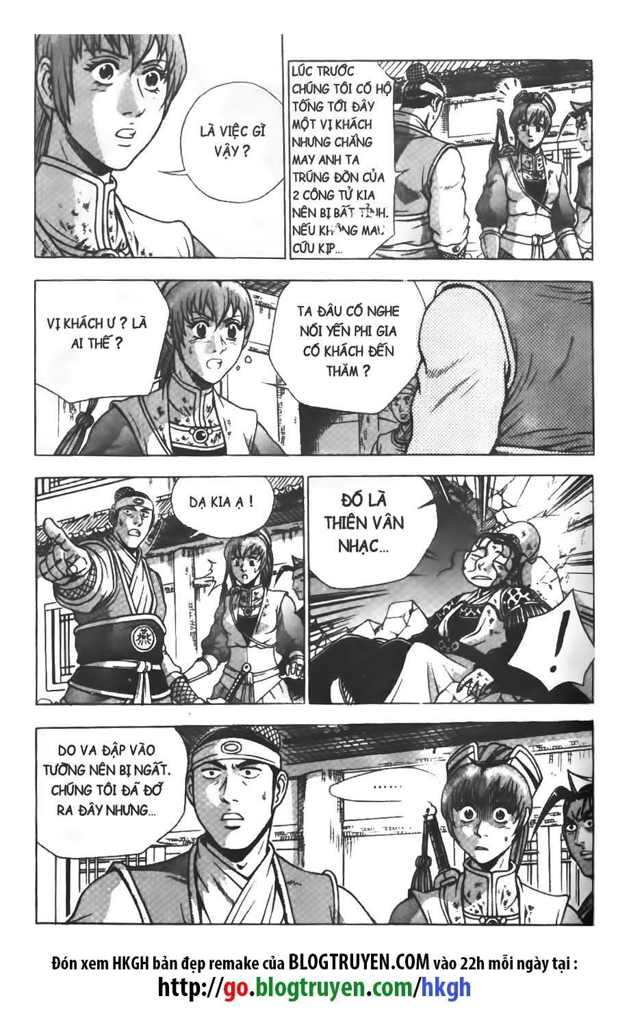 Hiệp Khách Giang Hồ chap 246 page 20 - IZTruyenTranh.com