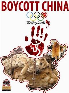China Medalla de Oro a la Crueldad