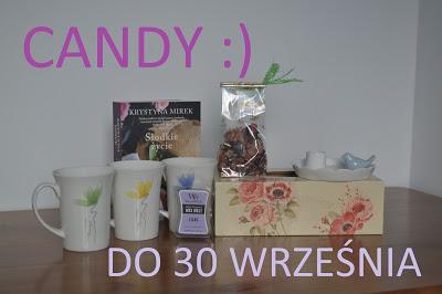 Rocznicowe cukieraski od Madzi:)))