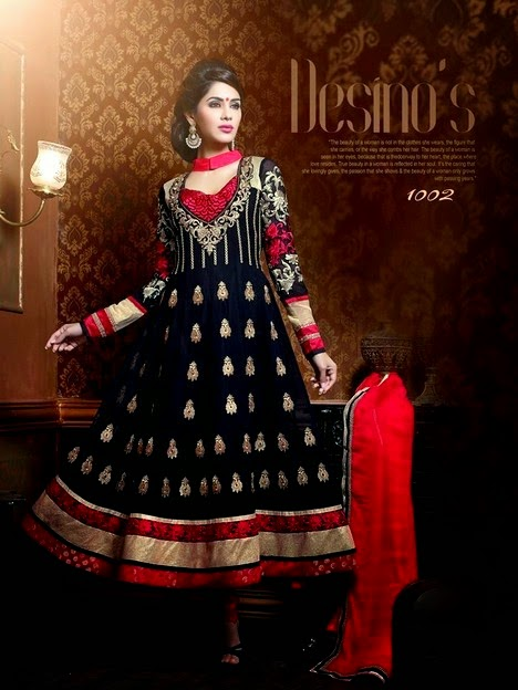 Neeza Indian Party Wear Dresses
