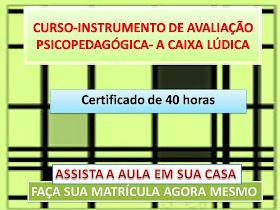 CURSO E OFICINA PRÁTICA