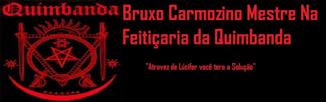 Bruxo Carmozino Mestre Na Arte Da Quimbanda