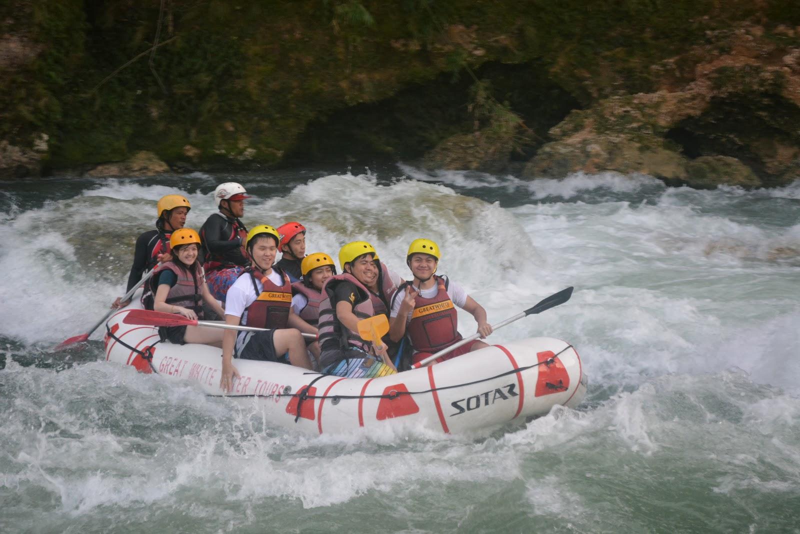 CDO Advanced Rafting Course