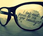 Todas las personas somos hermosas, cada uno a su manera, pero todas somos hermosas.