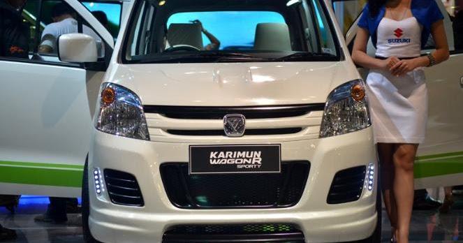 Mobil Murah Karimun Dipasarkan Akhir Tahun, Suzuki Indonesia akan ...