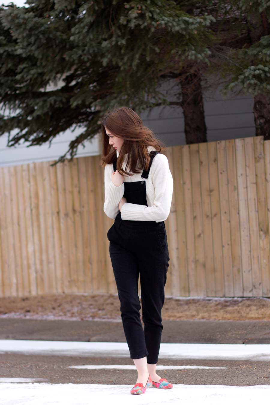 overalls, dungarees, how to wear overalls, winter fashion