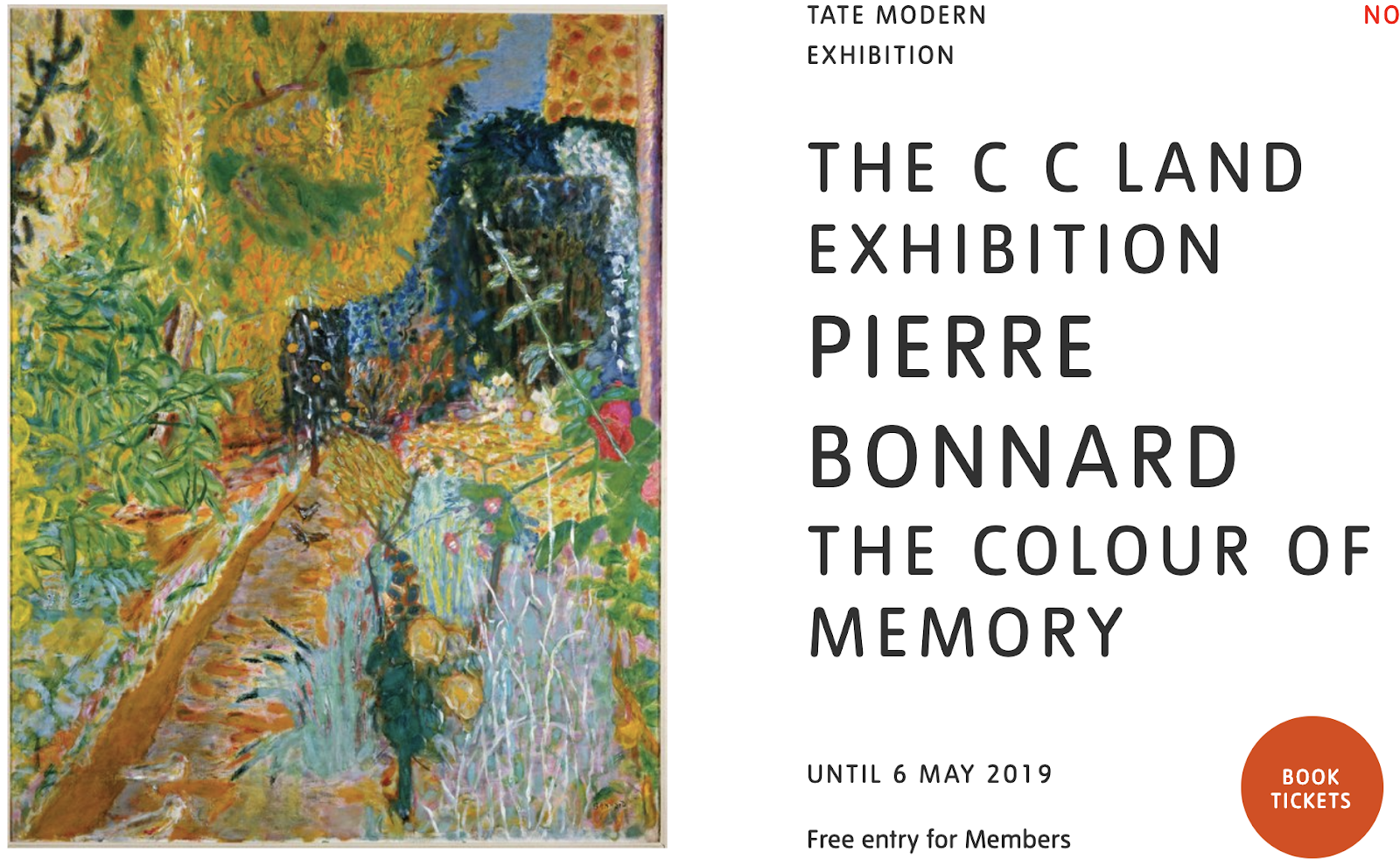 Pierre Bonnard at Tate Modern