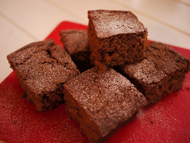 Mary Berry Chocolate Cake Tray Bake