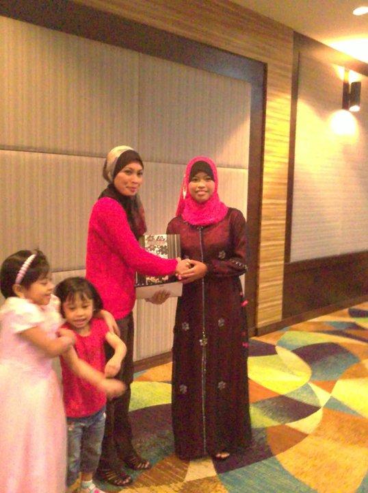Dinner Hotel Seri Malaysia (23 April 2011)