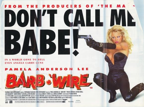 I Found It On Netflix...: For Your Consideration: BARB WIRE (1996)