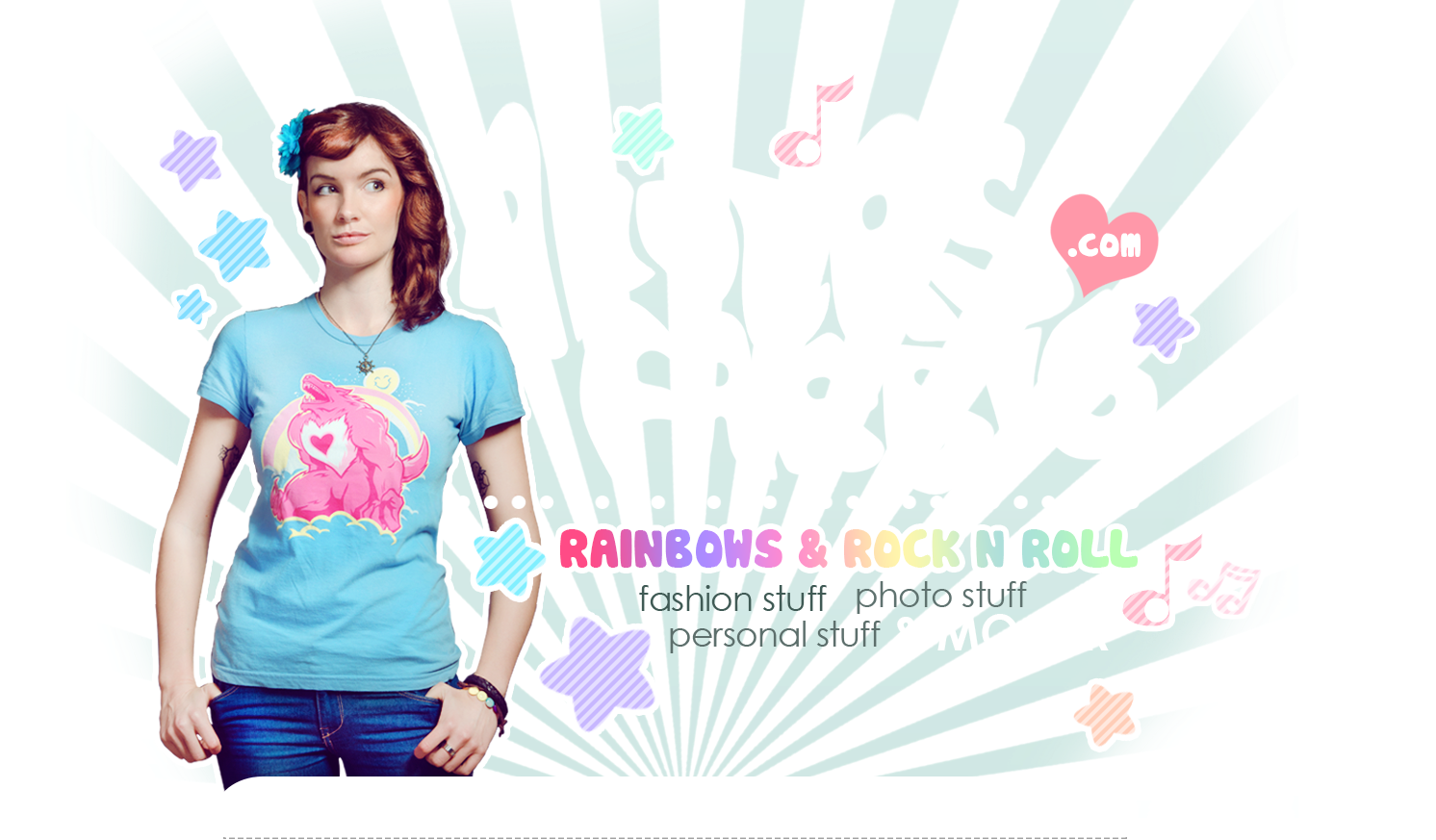 andersfarbig.com ★ RAINBOWS and ROCK N ROLL ♪♫