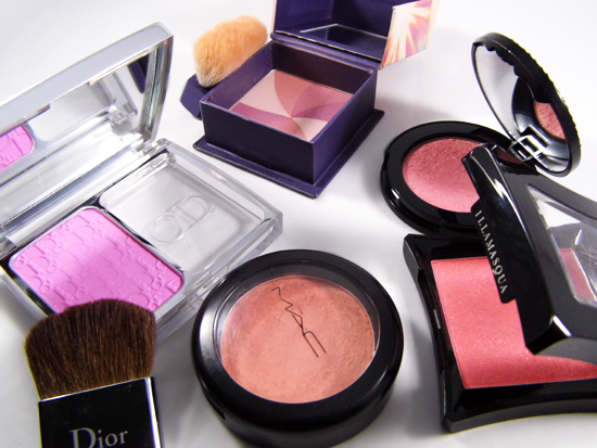 5 Must have blush by Khimma