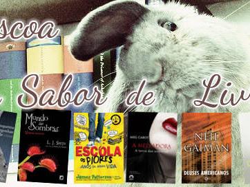 Promo Páscoa com Sabor de Livros