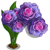 FarmVille Purple Prime Rose Bloom