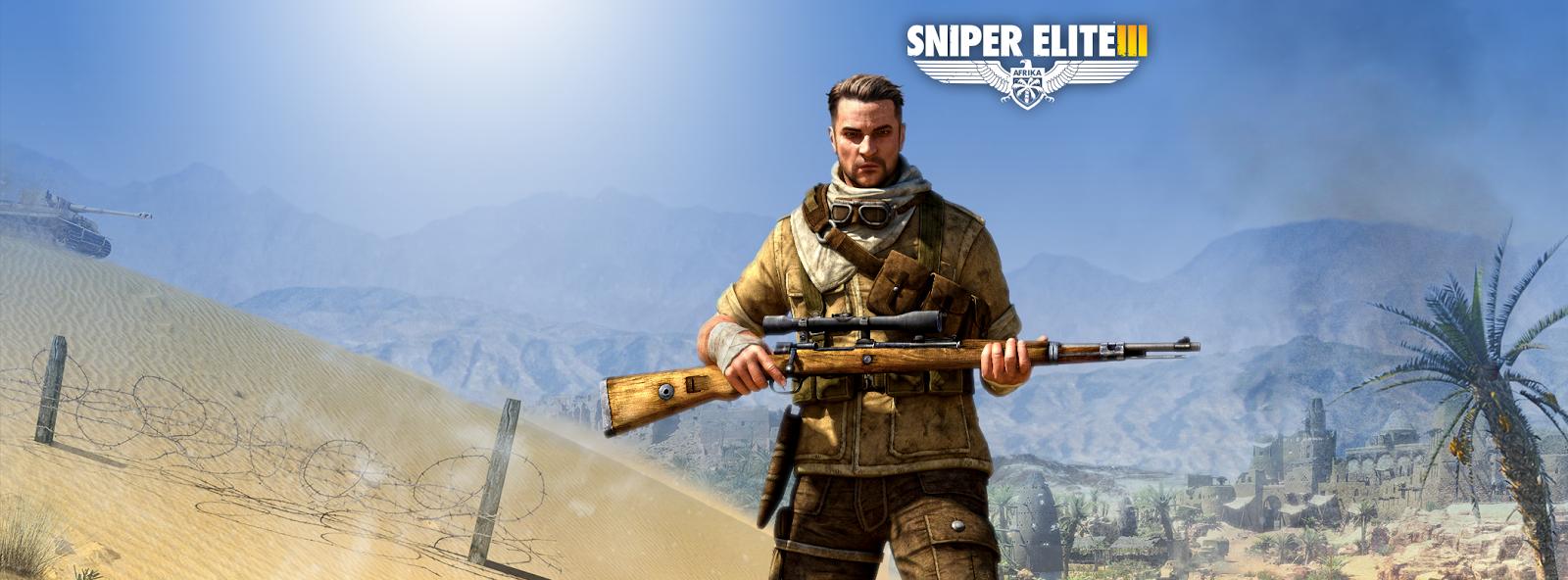 Spesifikasi PC Untuk Sniper Elite 3 (505 Games)