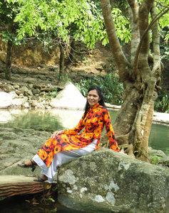 Khoang Xanh, Vietnam - March 2009