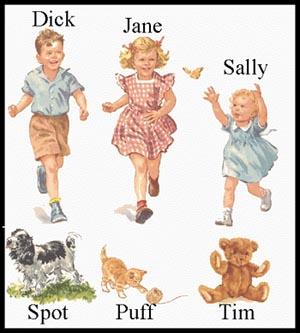 Dick and Jane - Wikipedia