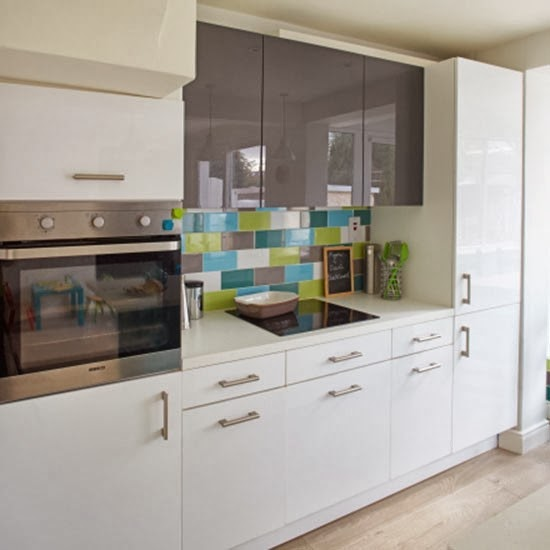 amenajari, interioare, decoratiuni, decor, design interior , bucatarie, culoare,