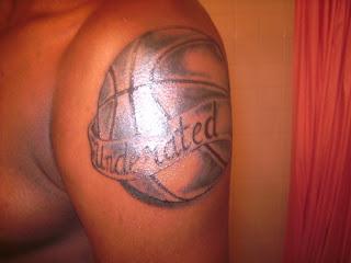 basketball tattoo designs