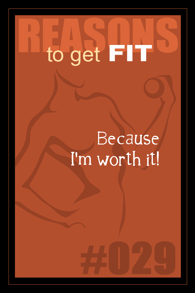 365 Reasons to Get Fit #029