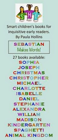 Sebastian makes Words!