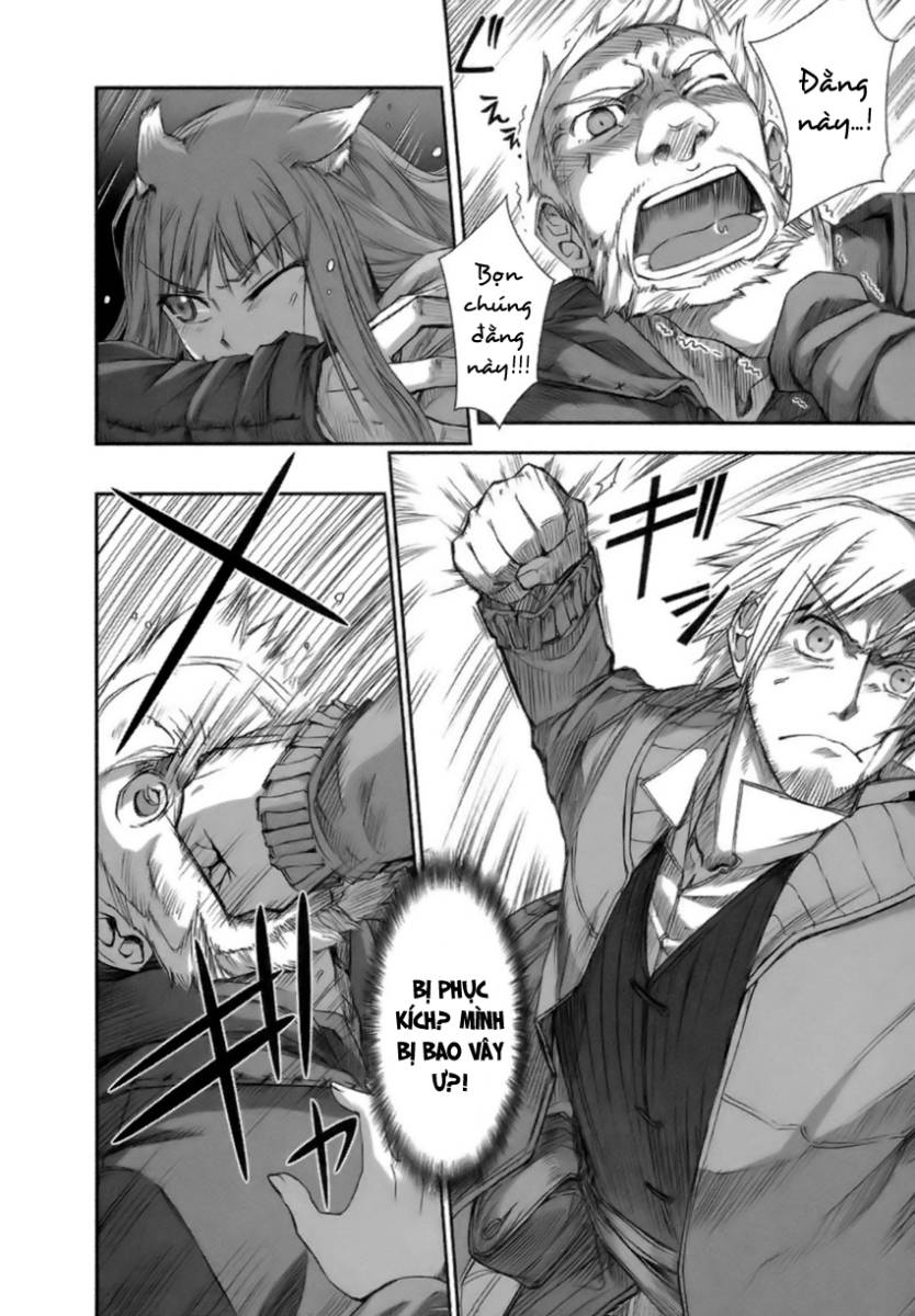 Ookami to Koushinryou (Wolf and Spice) - Ookami to Koushinryou (Wolf and Spice) Chapter 013 - Pic 32