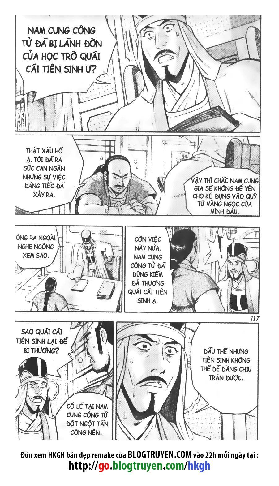 Hiệp Khách Giang Hồ chap 313 page 12 - IZTruyenTranh.com